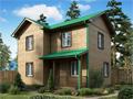 Дом-да Бристоль (6 x 8 м2)