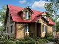 Дом-да Бервиль (8 x 10 м2)