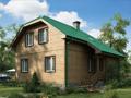 Дом-да Старгород (8 x 9.5 м2)